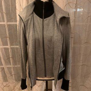 Fox 🦊 Cotton Jacket Double Zipper